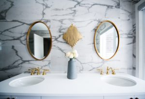 Clear Your Bathroom Clutter (+ stop stressing out!)