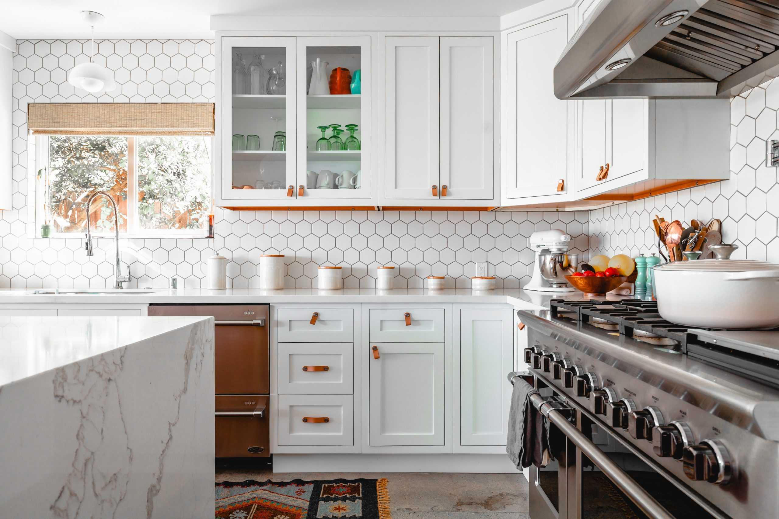 Clear Your Kitchen Clutter (for better health + happiness)