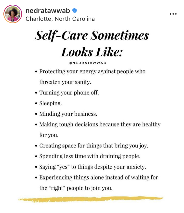 Self-Care for Intentional Living